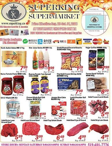 Weekly Flyer | Superking Supermarket