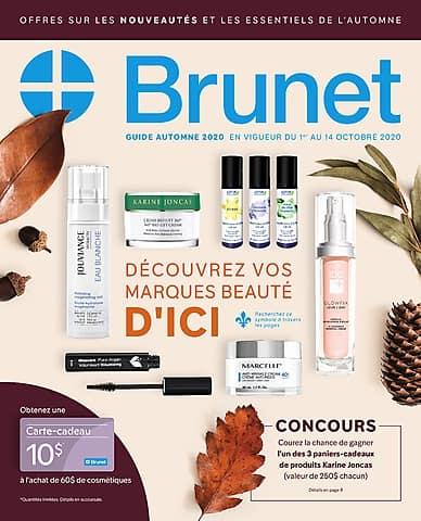 Autumn Essentials | Brunet