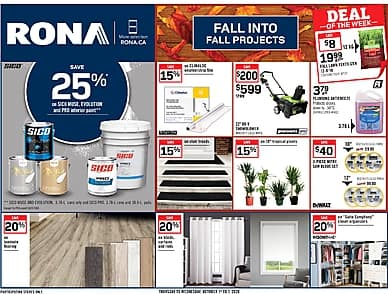 Weekly Flyer | Rona