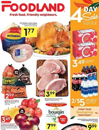 Weekly Flyer | Foodland