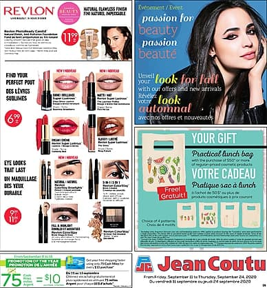 Two-Week Flyer   Jean Coutu