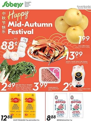 Happy Mid-Autumn Festival   Sobeys