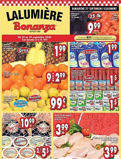 Weekly Flyer | Bonanza Lalumiere