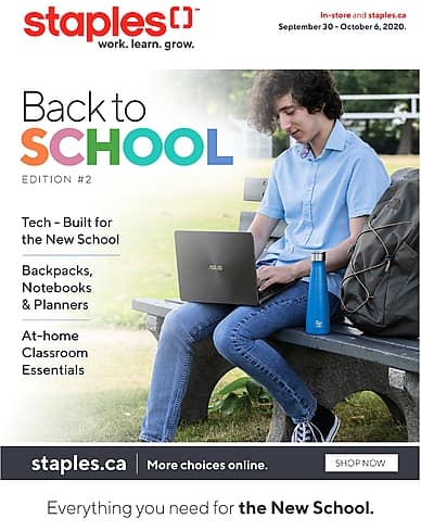 Back to School | edition #2 | Staples