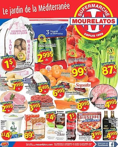Weekly Flyer   Mourelatos