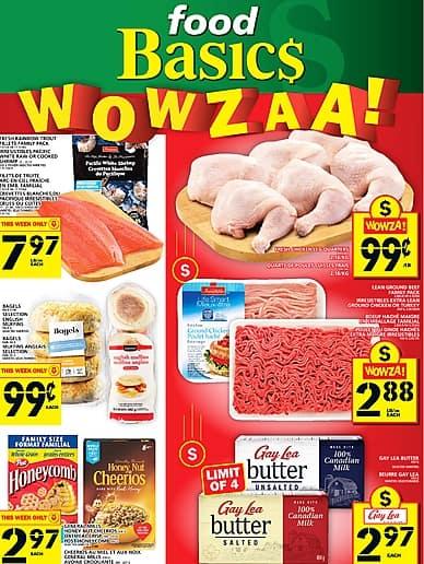 Weekly Flyer   Food Basics