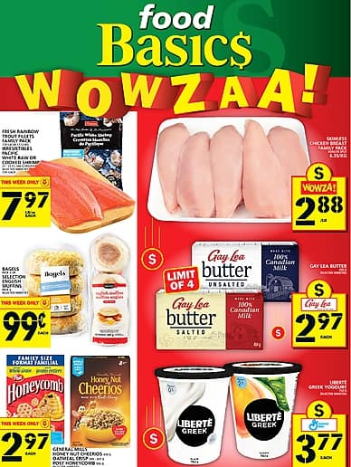 Weekly Flyer | Food Basics