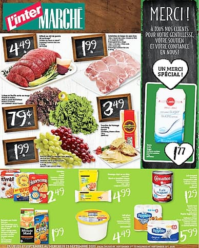 Weekly Flyer | L'intermarche