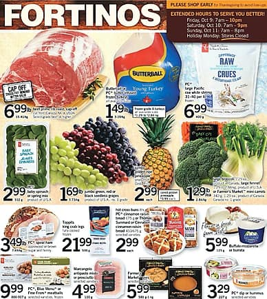 Weekly Flyer | Fortinos