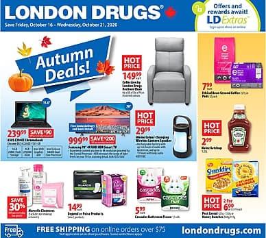 Weekly Flyer | London Drugs