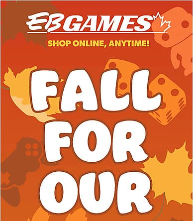 September New Releases | EB Games