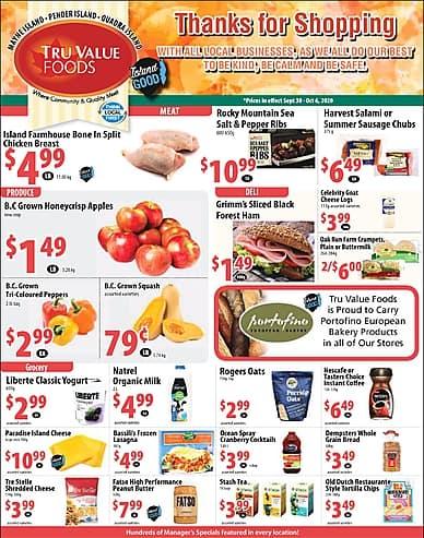 Weekly Flyer | Tru Value Foods
