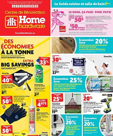 The Kitchen and Bath Sale   Home Hardware Building Centre