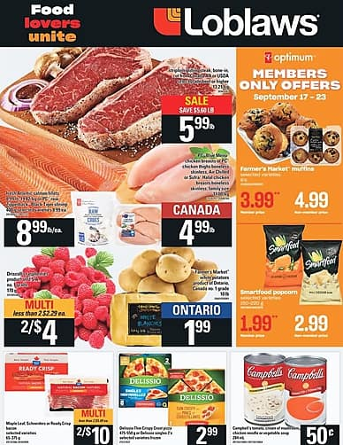 Weekly Flyer | Loblaws