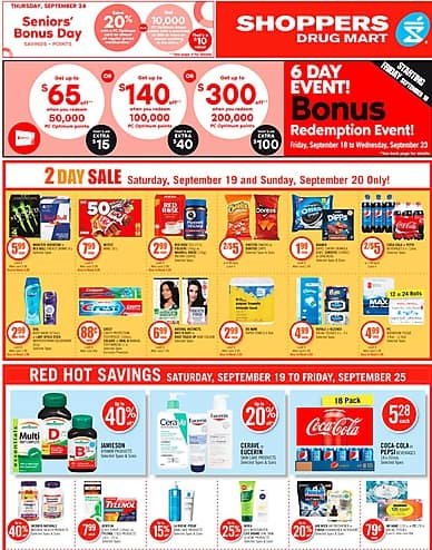 Weekly Flyer | Shoppers Drug Mart