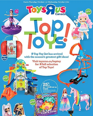 "Weekly Flyer | Toys ""R"" Us"