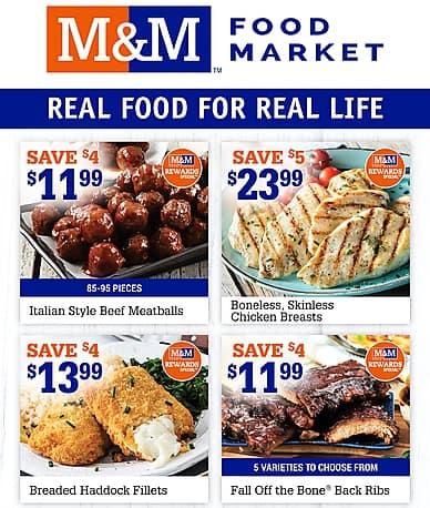 Weekly Flyer | M&M Food Market