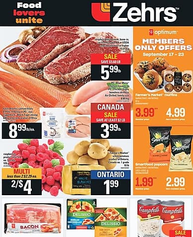 Weekly Flyer | Zehrs