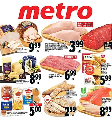 Weekly Flyer | Metro