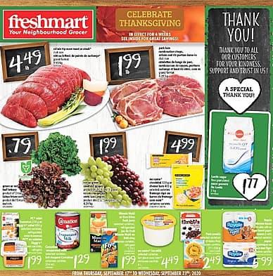 Weekly Flyer | freshmart