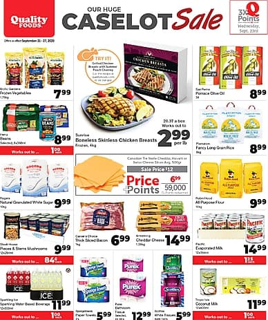 Weekly Flyer | Quality Foods