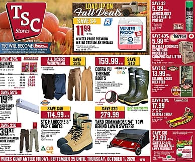 Weekly Flyer | TSC Stores