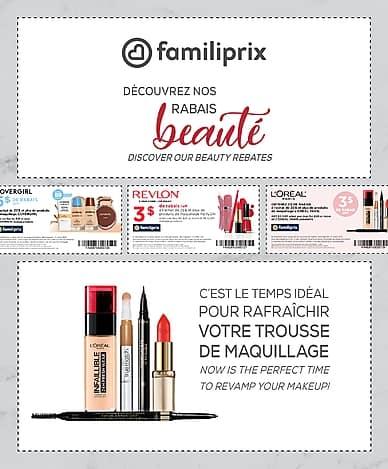 Beauty Coupons | Familiprix