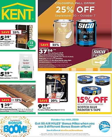 Weekly Flyer | Kent