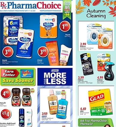 Weekly Flyer | PharmaChoice