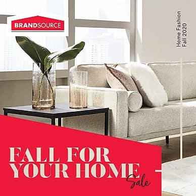 Fall For Your Home Sale | Fuller Watson BrandSource Furnishings