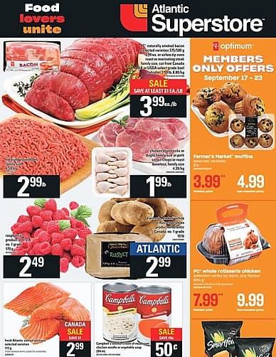 Weekly Flyer   Atlantic Superstore