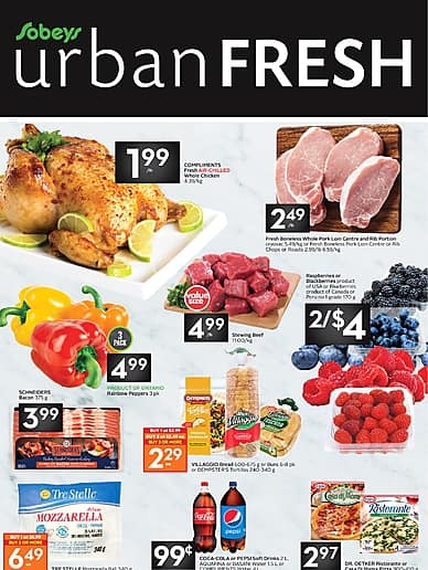 Weekly Flyer | Sobeys Urban Fresh