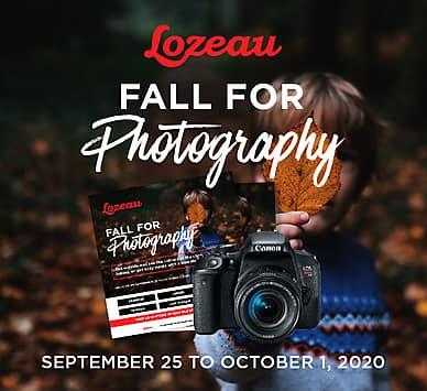 Two-Week Flyer | Lozeau
