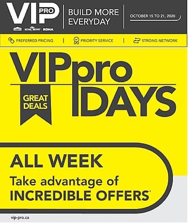 VIPpro | Lowe's