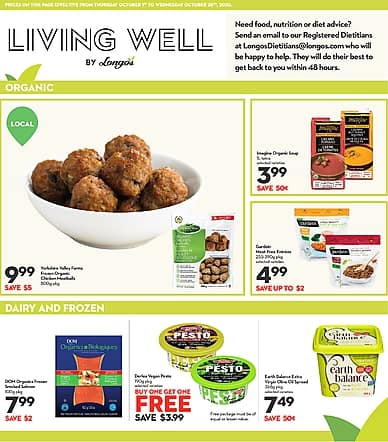 Living Well | Longo's