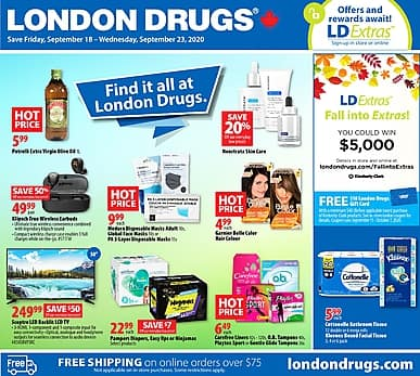 Weekly Flyer | London Drugs