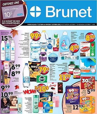 Weekly Flyer | Brunet