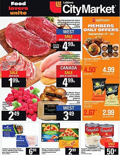 Weekly Flyer | Loblaws City Market