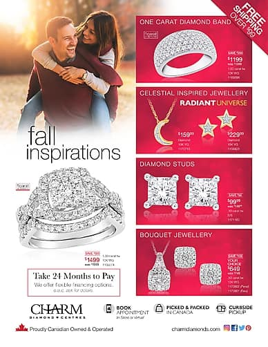 Fall Inspirations | Charm Diamond Centres