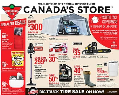 Weekly Flyer   Canadian Tire