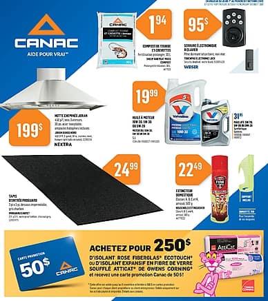 Weekly Flyer | Canac