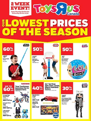 """Two-Week Flyer 